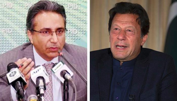 وزیراعظم عمران خان  کی پارٹی رہنماؤں کے اجلاس میں ندیم بابر کی تعریف