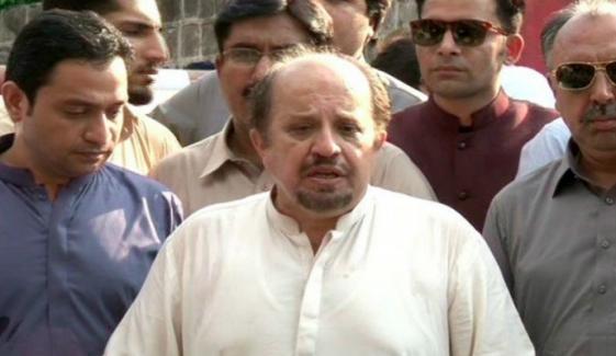 پی ٹی آئی نے وزیراعلیٰ سندھ کو نالائق اعلیٰ قرار دیدیا