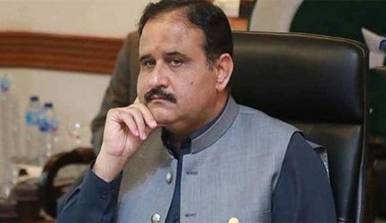 وزیر اعلیٰ پنجاب عثمان بزدار کا کورونا ٹیسٹ مثبت آگیا