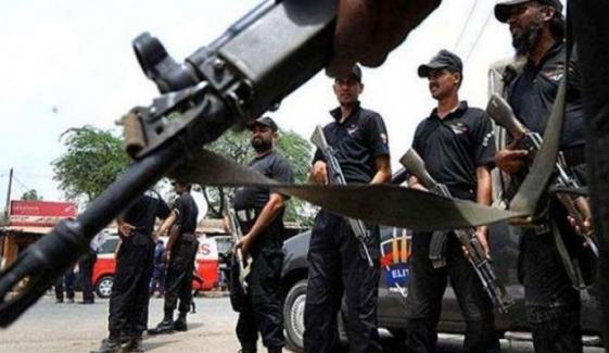 کراچی میں سی ٹی ڈی کی کارروائی، کالعدم تنظیم کا دہشتگرد گرفتار