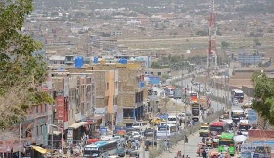 شمالی بلوچستان کے متعدد اضلاع سردی کی لپیٹ میں