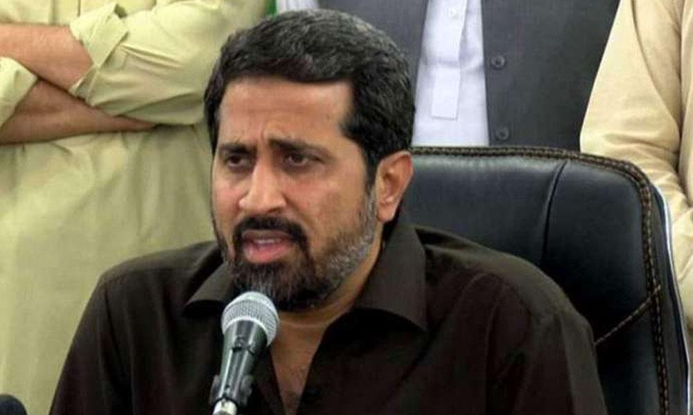 حمزہ شہباز نے سوشل میڈیا پر استعفا دیکر خاندانی شوبازی کی روایت برقرار رکھی، فیاض چوہان
