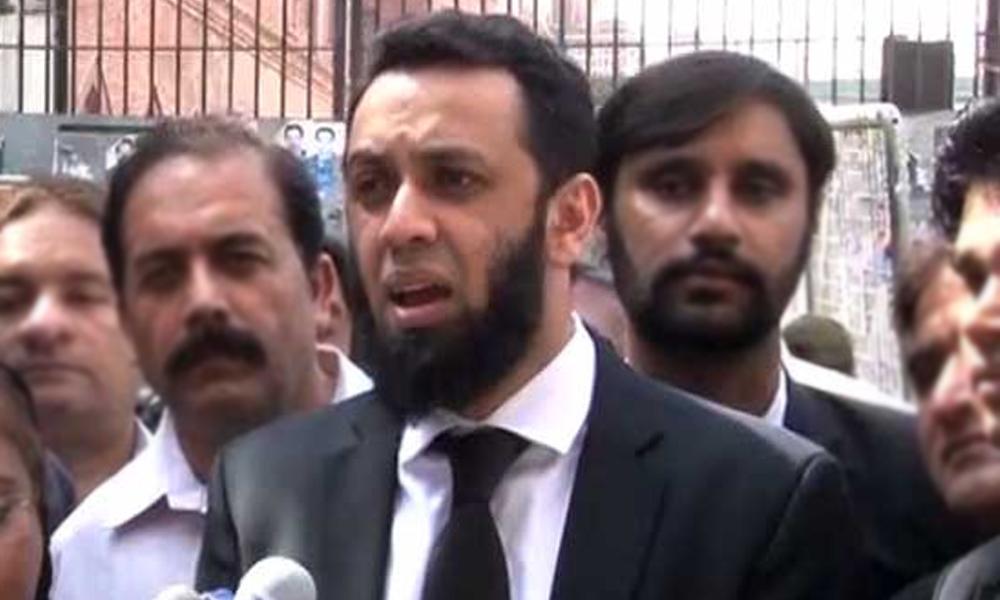 عمران خان کو اپنے سالے کے پلاٹ کا مسئلہ ہے کہ اس پر قبضہ کرالوں، عطااللہ تارڑ