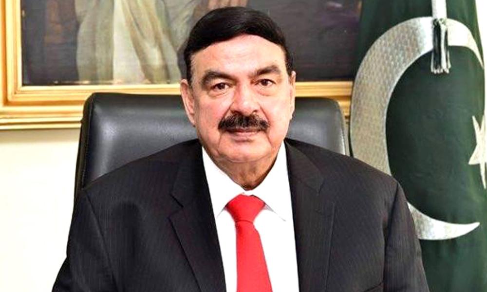 پاکستانی شہریوں پر ویزہ پابندی کا جلد از جلد خاتمہ ہونا چاہیے، شیخ رشید احمد