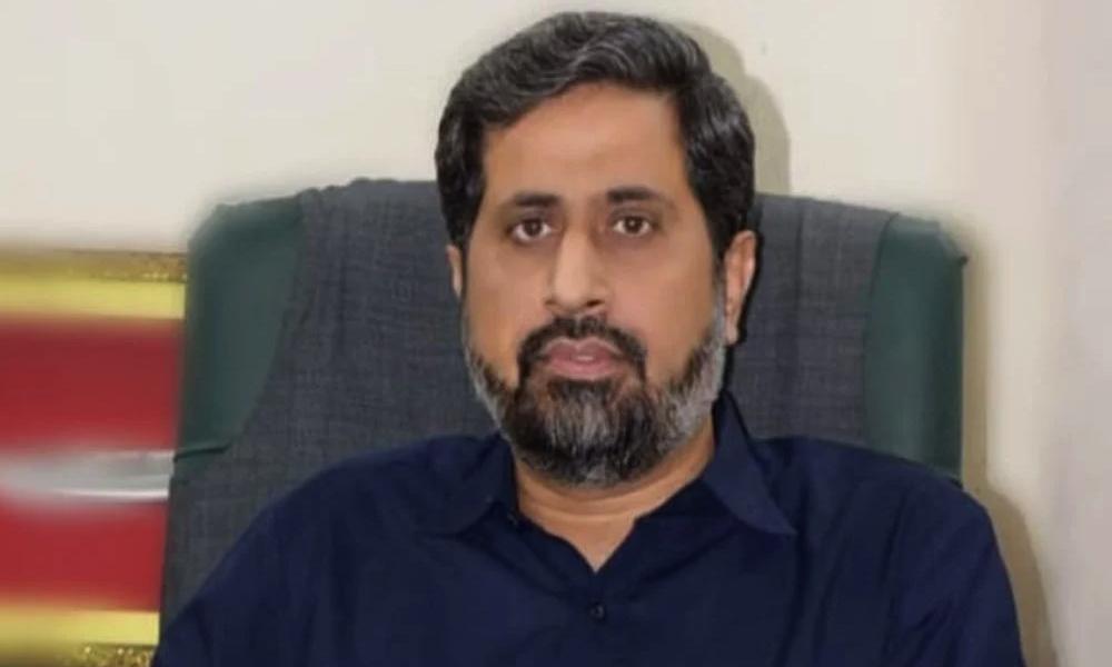 حمزہ شہباز اپنا استعفی اسپیکر کو پیش کرتے تو ان کی تعریف کرتا، فیاض چوہان