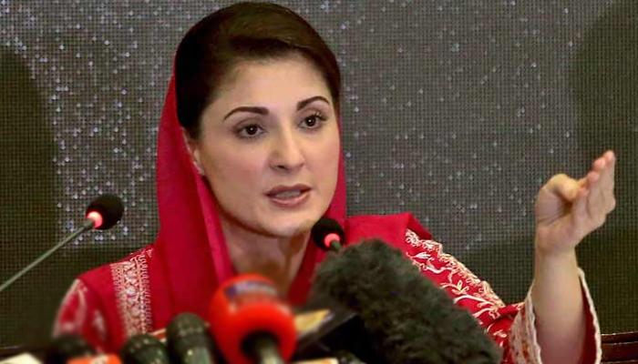 مریم نواز کا وزیراعظم عمران خان کے بیان پر تبصرہ