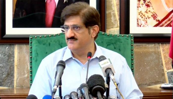 وزیراعلیٰ سندھ  سید مراد علی شاہ سے متضاد بیانات پر سوال