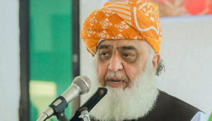 شیخ رشید وزیرِ داخلہ، اب یہ دن بھی دیکھنا تھا، مولانا فضل الرحمٰن