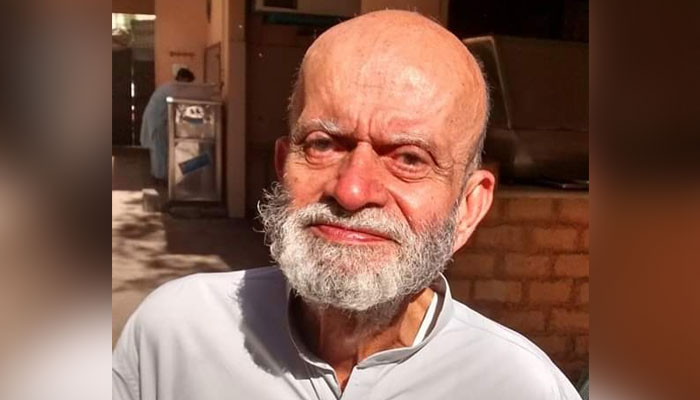 سینئر صحافی عبدالحمید چھاپرا کا انتقال کرگئے