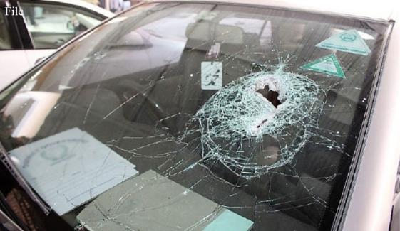 کراچی: موٹرسائیکل سواروں کی کار پر فائرنگ، شہری جاں بحق