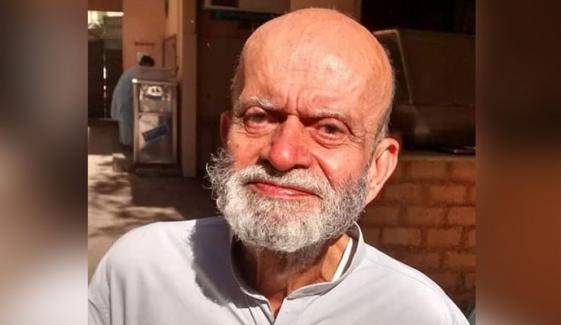 سینئر صحافی عبدالحمید چھاپرا انتقال کرگئے
