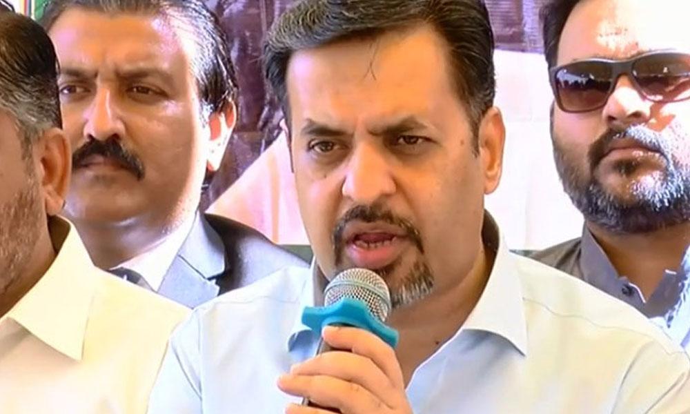 کراچی میں لاوا پک رہا ہے، لوگ ناراض ہیں، مصطفیٰ کمال
