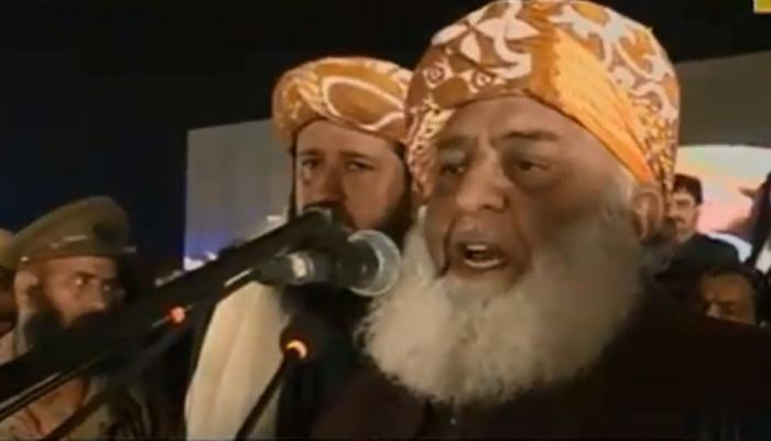 تمہارے رکھوالے ہم سے کہتے ہیں تم جانو اور عمران خان جانے، مولانا فضل الرحمٰن