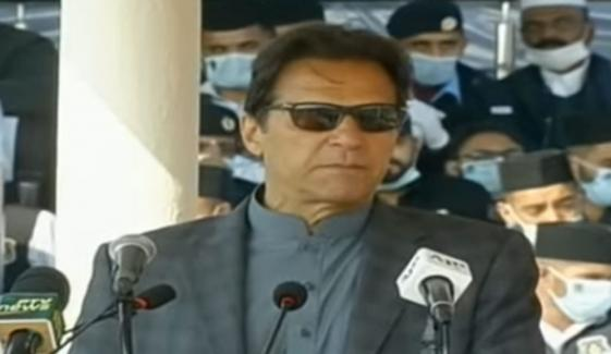 چاہتا ہوں قوم پولیس کو پسند کرے: عمران خان
