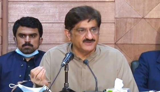 سندھ کو گیس سے محروم کرنا آرٹیکل 158 کی خلاف ورزی ہے، وزیراعلیٰ