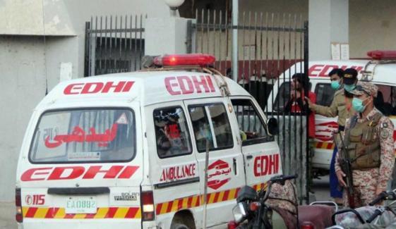 کیماڑی: پراسرار گیس کا معاملہ پھر اٹھ گیا،  2 افراد جاں بحق،  22 متاثر