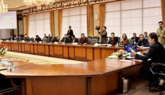 کابینہ کی ای سی ایل کمیٹی کی تشکیل نو، وزیر داخلہ مزید با اختیار