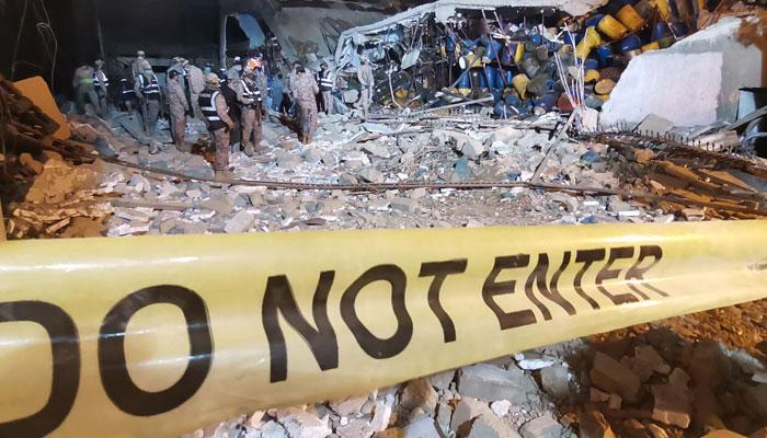 نیوکراچی آئس فیکٹری دھماکے میں ہلاکتیں 10 ہوگئیں