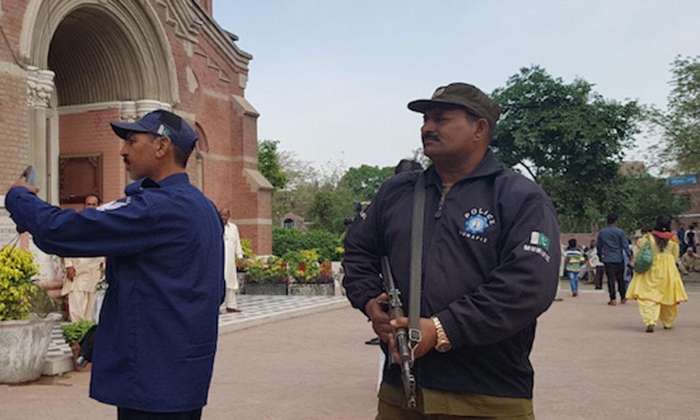 لاہور میں قائدِاعظم ڈے، کرسمس کا سیکیورٹی پلان مرتب