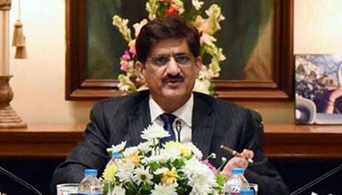 سندھ کا موازنہ عالمی سطح پر دیگر ملکوں سے کیا جاتا ہے، وزیراعلیٰ