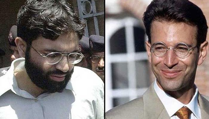 ڈینیئل پرل  قتل کیس میں بری شیخ احمد عمر سمیت دیگر کی رہائی موخر