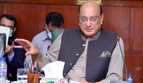 پنجاب میں سیکیورٹی پلان پر سختی سے عملدر آمد کرایا جائے، وزیر قانون