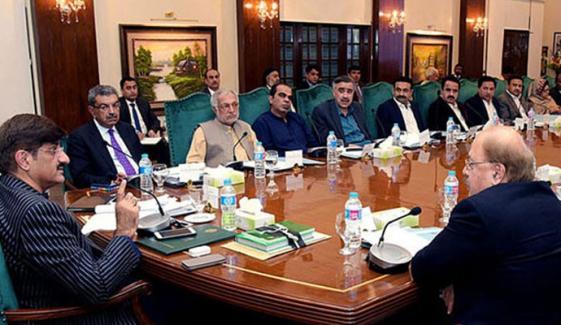 کورونا کِٹس کیلئے وزارت صحت 300 ملین روپے اپنے بجٹ  سے دے: سندھ کابینہ