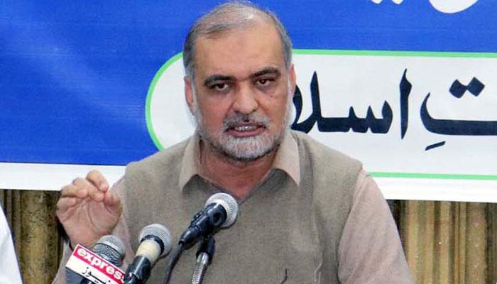 مردم شماری میں کئی خرابیاں تھیں، حافظ نعیم الرحمٰن