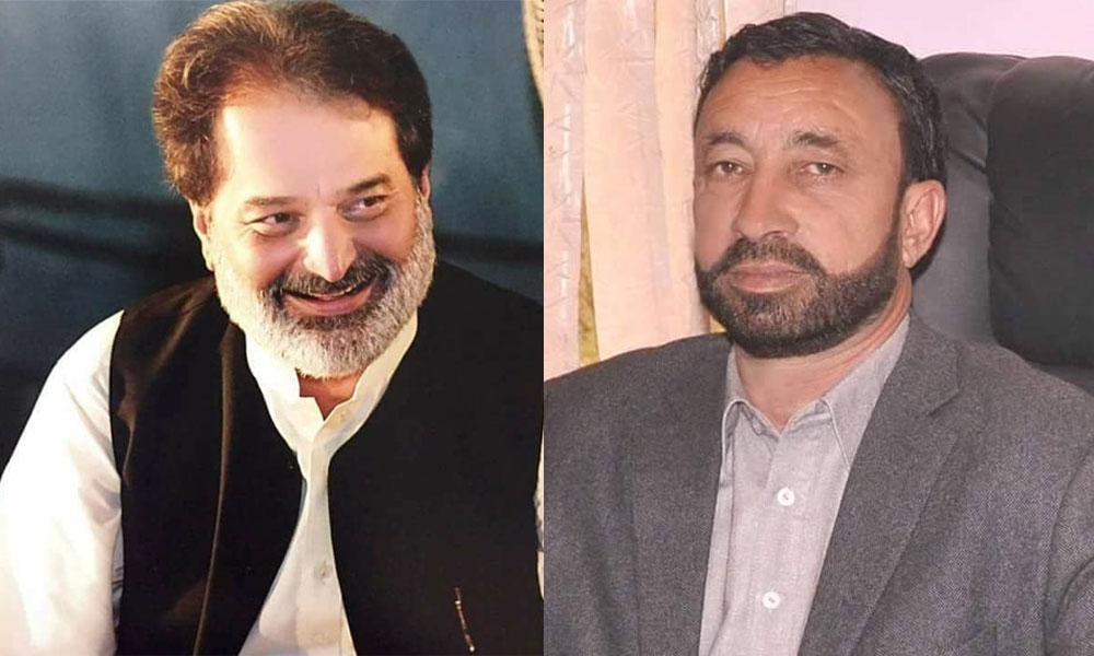 2 نون لیگی اراکینِ پنجاب و کے پی اسمبلی کا استعفیٰ جمع