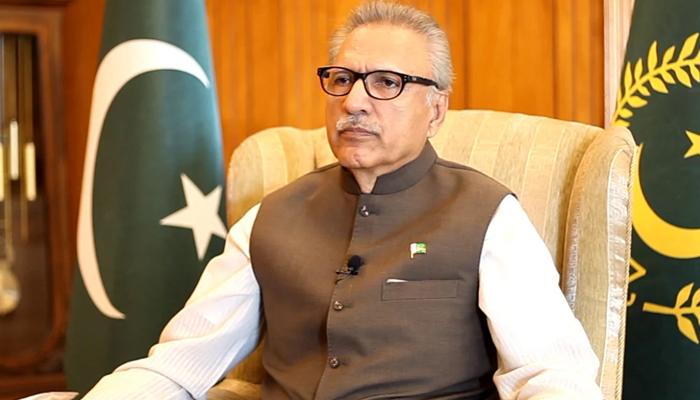قائد اعظم اقلیتوں کے حقوق کے حامی تھے، صدر عارف علوی