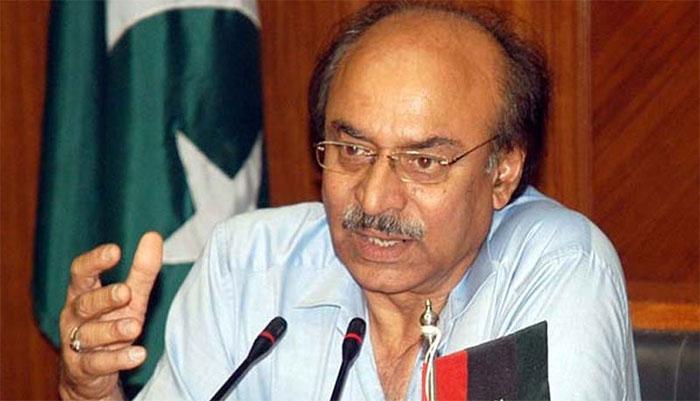 ایم کیوایم پاکستان وفاقی حکومت سےعلیحدگی کا اعلان کیوں نہیں کرتی،نثارکھوڑو