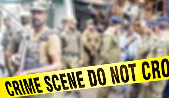 سیالکوٹ: 1 شخص نے 2 سالوں کو قتل کر کے خودکشی کر لی