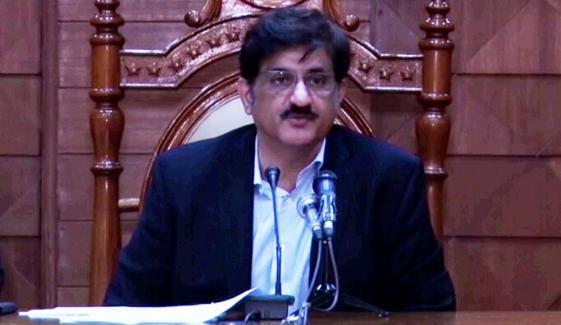 کراچی کا نکاسیٔ آب کا الگ نظام بنا رہے ہیں: وزیرِاعلیٰ سندھ