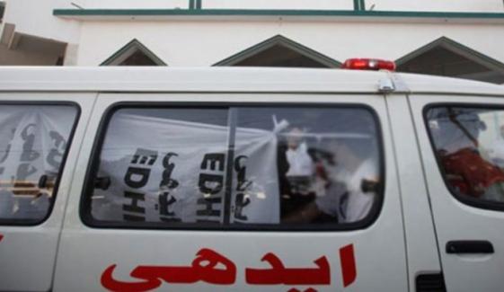 کراچی: لیاقت آباد کی فیکٹری گیس لیکیج سے دھماکا