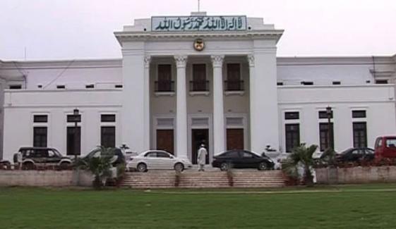 مسلم لیگ ن کے رکن سردار نلوٹھا کا اسپیکر کے پی اسمبلی سے رابطہ