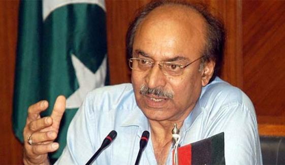 ایم کیوایم پاکستان وفاقی حکومت سے علیحدگی کا اعلان کیوں نہیں کرتی، نثارکھوڑو