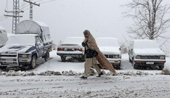 بلوچستان میں ہفتے سے سردی کی نئی لہر داخل ہونے کا امکان