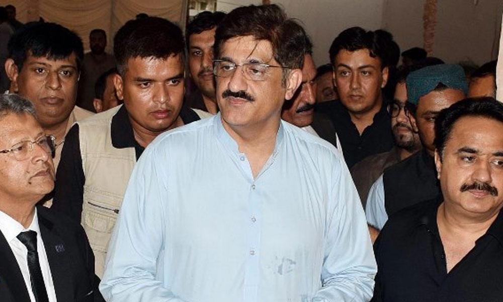ارکان اسمبلی نےاستعفے بلاول بھٹو کوجمع کرا دیئے ہیں، وزیر اعلیٰ سندھ
