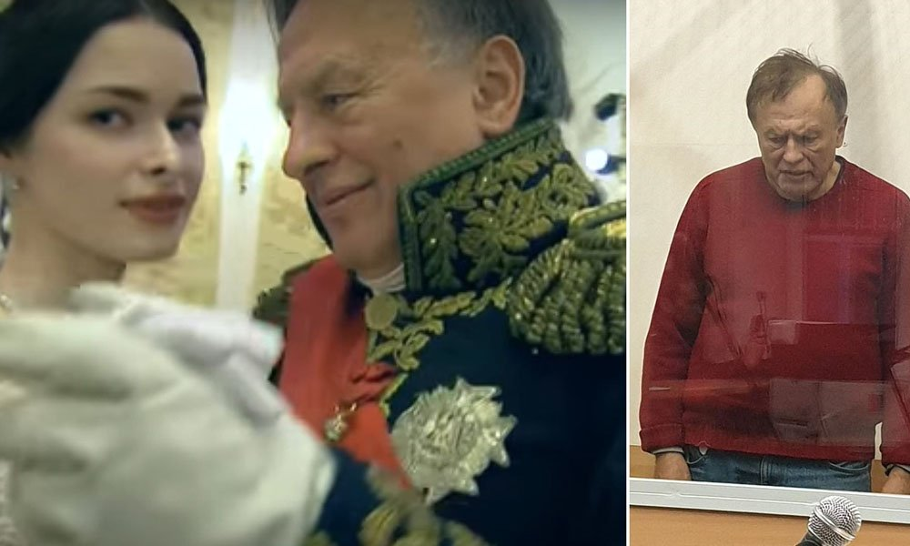 گرل فرینڈ کو قتل کرنے والی روسی مؤرخ کو سزا