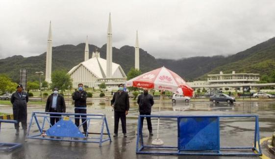 اسلام آباد: جیولری شاپ لوٹنے والے 3 ڈاکو گرفتار