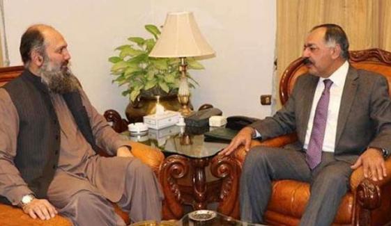 پنجگور دھماکا: بلوچستان کی اعلیٰ قیادت کی واقعے کی مذمت