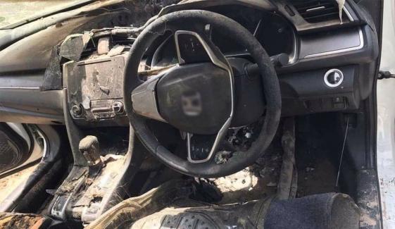 کراچی: ایئر پورٹ کے قریب کار کو حادثہ، 1 شخص جاں بحق