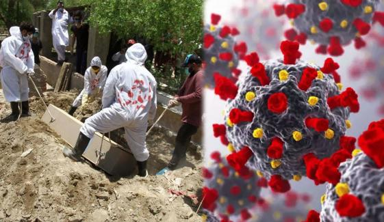 پاکستان: کورونا وائرس سے مزید 58 اموات