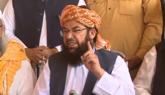 ہم سیاسی میدان مار چکے ہیں، مولانا عبدالغفورحیدری