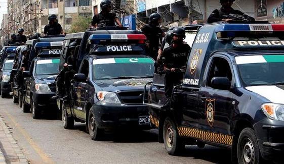 سندھ پولیس: 4 دن میں 147 اہلکار کورونا وائرس میں مبتلا