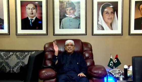 ہم نے بہت کام کرنا ہے ، پاکستان کو بنانا ہے، آصف زرداری