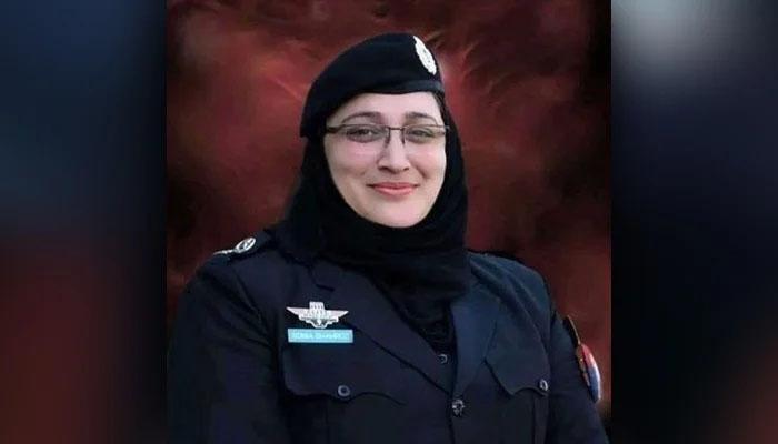 خیبرپختونخوا، پہلی بار خاتون پولیس آفیسر ڈی پی او تعینات