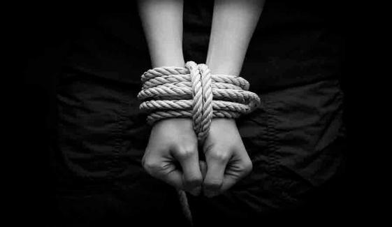 کراچی سے اغواء ہوا نوجوان گڑھی یاسین سے بازیاب