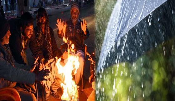 کراچی میں آج بھی ریکارڈ سردی ، کل سے ملک میں بارش