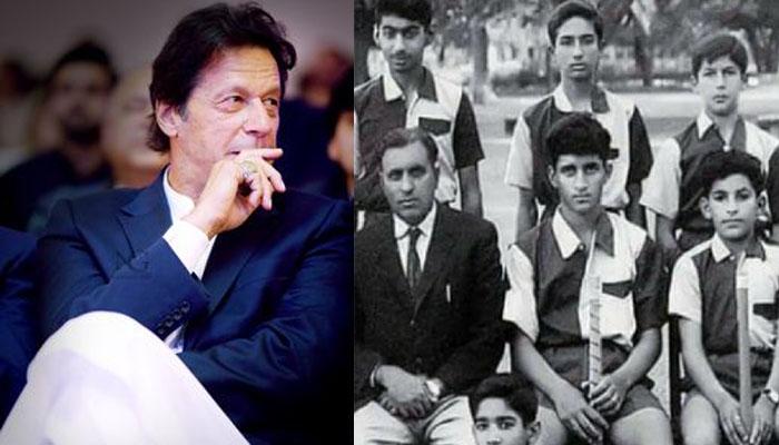 عمران خان ہاکی کے کھلاڑی بھی رہ چکے ہیں؟